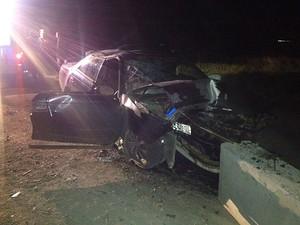 Водитель Toyota Mark II погиб в ДТП под Уссурийском
