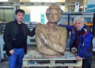 На открытие памятника Пушкину в Уссурийск приедет родственница поэта