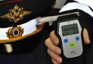 Госавтоинспекция привлекла к ответственности свыше 5 тысяч нетрезвых водителей в Приморье