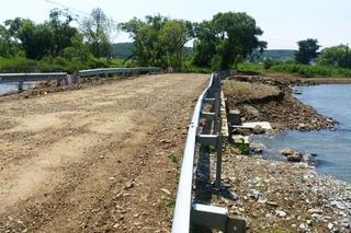 Проезд в село Кроуновка в Приморье полностью восстановлен