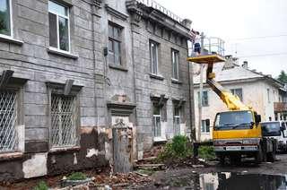 Капитальный ремонт проходит в 12 домах Уссурийского городского округа
