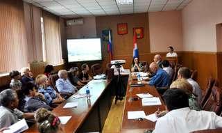 Заседание Консультативного совета по делам национально-культурных автономий состоялось в Уссурийске