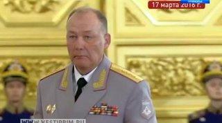 Генерал Александр Дворников стал почетным жителем Уссурийска