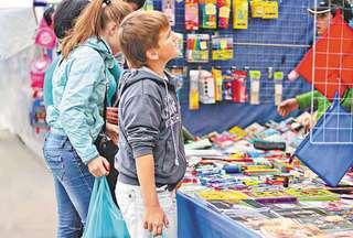 Специализированная ярмарка «Все к школе» начнет свою работу в Уссурийске 29 июля