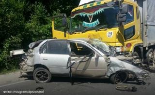 Жесткое ДТП произошло на трассе Уссурийск – Владивосток