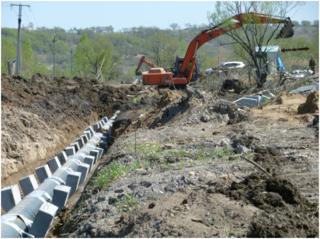 Более половины труб газопровода в Уссурийске от запланированного объема уже смонтировано