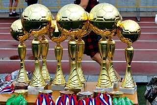Финальные игры турнира по футболу на кубок главы администрации прошли Уссурийске