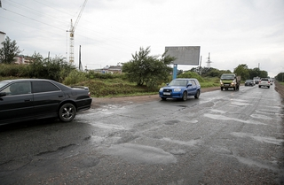 Новоникольское шоссе в Уссурийске отремонтируют к 10 сентября