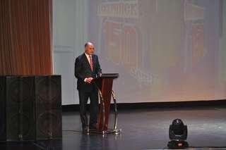 Торжественное собрание-чествование «Уссурийск – это мой город!» состоялось 9 сентября в МЦКД «Горизонт»