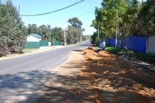 Работы по восстановлению дорожного полотна на улице Новоселова ведутся в Уссурийске