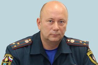 Путин наградил начальника приморского главка МЧС Олега Федюру орденом Мужества посмертно