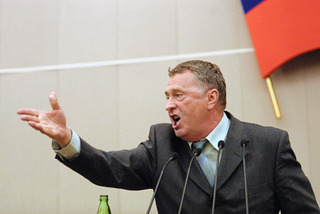 Жириновский поддержал \