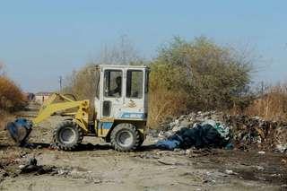 Несанкционированные свалки ликвидируют в Уссурийске
