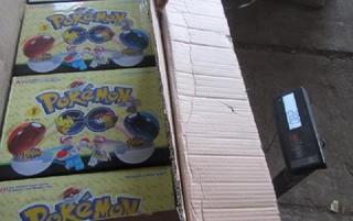 Уссурийские таможенники предотвратили незаконный ввоз игрушек