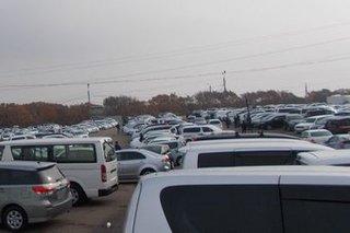 Авторынок Уссурийска: большая часть машин — свежий привоз