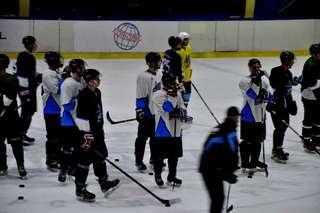 Команда МХЛ «Тайфун» готовится в Уссурийске к очередной серии игр