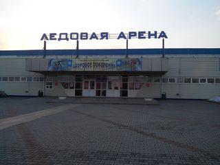Фигуристы Уссурийска останутся без «Ледовой арены»?