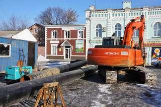 Газопровод пройдет по центральной части Уссурийска