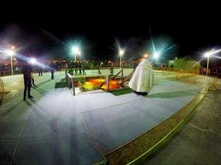 Тысячи уссурийцев приняли участие в крещенских купаниях