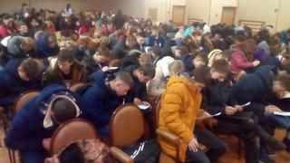 Уссурийским студентам рассказали о вреде наркотиков