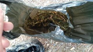 В селе под Уссурийском сотрудники транспортной полиции изъяли около пяти килограммов марихуаны