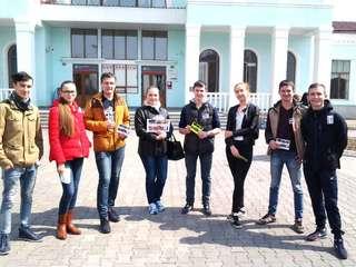 В Уссурийске прошла акция «Берегите детей от опасных затей»