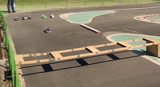 В Уссурийске состоялись первые соревнования автомоделистов