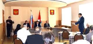 Заседание Совета по противодействию коррупции состоялось в Уссурийске