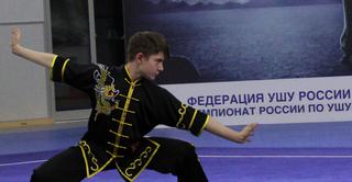 Уссурийцы - призёры первенства России по традиционному ушу