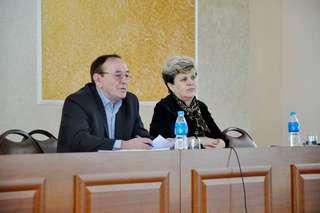 Комплекс мер по развитию жилищно-коммунального хозяйства обсудили в администрации УГО