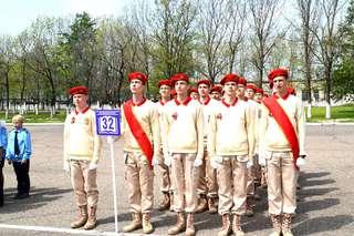 Четвертый этап военно-спортивной игры «Зарница» завершился в Уссурийске