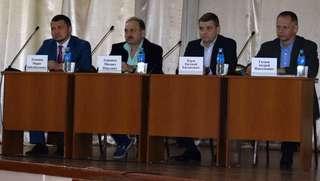 Глава администрации Уссурийска провел встречу с жителями Алексей-Никольской территории