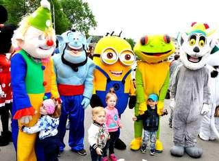 Международный день защиты детей отметили сегодня в Уссурийске