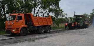 Более 4 тысяч квадратных метров дорог отремонтировали в Уссурийске за две недели