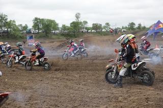 Второй этап открытого Чемпионата Приморского края по мотокроссу прошел в Уссурийске
