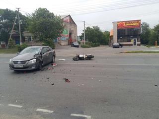 Сотрудник МЧС погиб в Уссурийске в страшной аварии