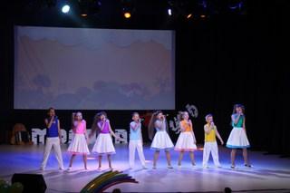 Концерт «Что такое счастье?» прошел в Уссурийске