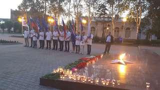 Уссурийцы почтили память тех, кто погиб, сражаясь в годы Великой Отечественной войны