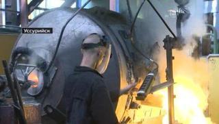 Уссурийский локомотиворемонтный завод приступил к модернизации производства
