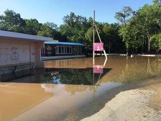 Более 300 уссурийцев пострадали от наводнения