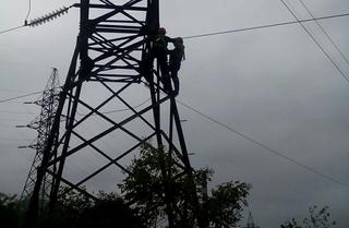 Электроснабжение в Приморье восстановлено полностью