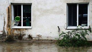 У подтопленных домов в Уссурийске будет дежурить полиция