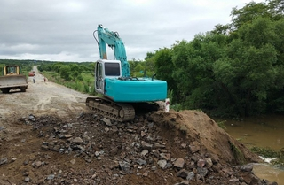 Примавтодор восстанавливает дороги в Уссурийске