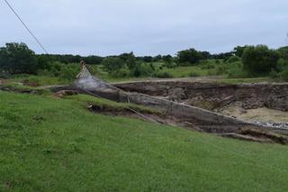 Информация о прорыве дамбы на Кугуковском водохранилище не соответствует действительности