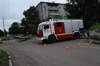 В Уссурийске в зоне подтопления остается 65 жилых домов