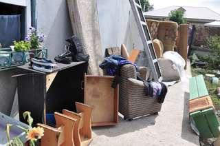 После наводнения села УГО возвращаются к привычной жизни