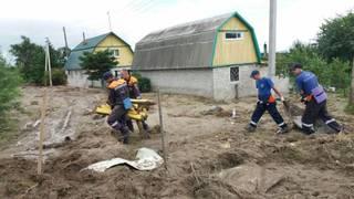 В 10 домах Уссурийска невозможно проживание после паводка