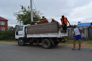 Аварийно-восстановительные работы продолжаются в Уссурийске