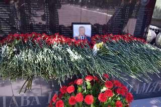Уссурийцы отдали дань памяти генерал-лейтенанту Валерию Асапову, погибшему при исполнении воинского долга