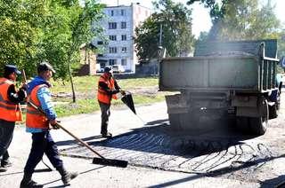 Дорожные рабочие приступили к ремонту второго участка улицы Волочаевской в Уссурийске